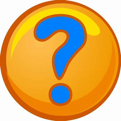 Question Mark Clipart Animated Clip Questions Marks