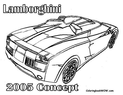 Kleurplaat Lamborghini Sesto Elemento by Cars Coloring Page Pages Cars Free Lamborghini Pictures