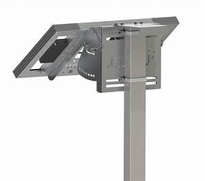 Fixation Panneau Solaire : support special signalisation pour unisun ~ Dallasstarsshop.com Idées de Décoration