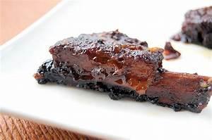 Balsamic Glazed Beef Short Ribs  U2013 Kitchen Belleicious