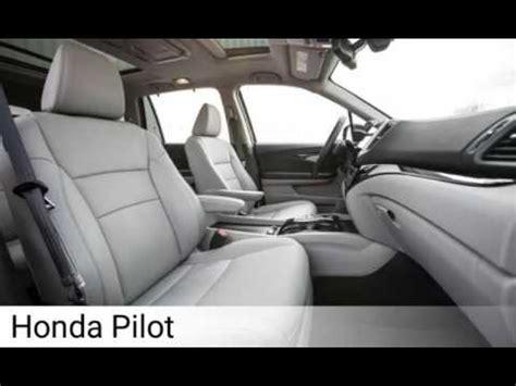 New 2018 Honda Pilot Interior Design Youtube