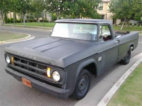 buy   dodge  sweptline classic pickup truck