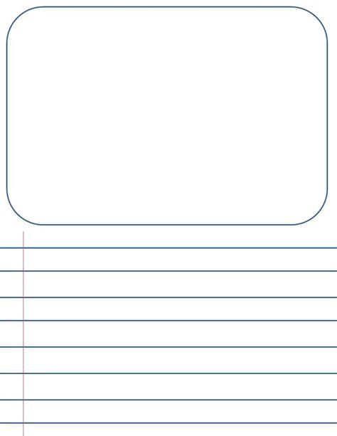 story writing template printable printable  degree