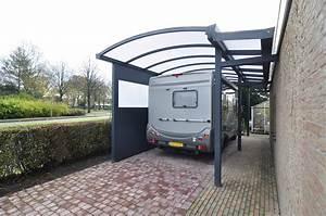 Carport Camping Car Alu : carport l 39 abri de voiture sur mesure l gant et design ~ Dailycaller-alerts.com Idées de Décoration