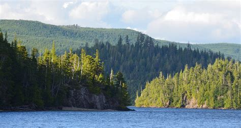 Yakoun Lake - Graham Island, Haida Gwaii, British Columbia ...