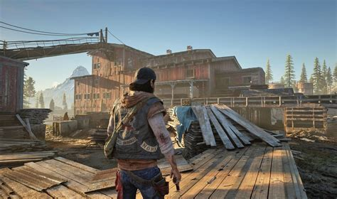 Ps4 Zombie Survival Game 'days Gone' Delayed Until 2019