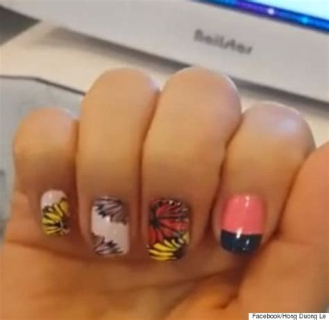 nail design machine nail machine korean invention prints amazing