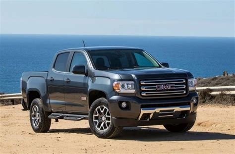 2018 Gmc Canyon Release Date  Car Release Redesign