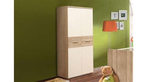 Möbel Kleiderschrank by Kleiderschrank Winnie Sonoma Eiche Und Wei 223 Dekor 2 T 252 Rig