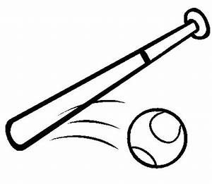How To Draw A Baseball Bat - ClipArt Best
