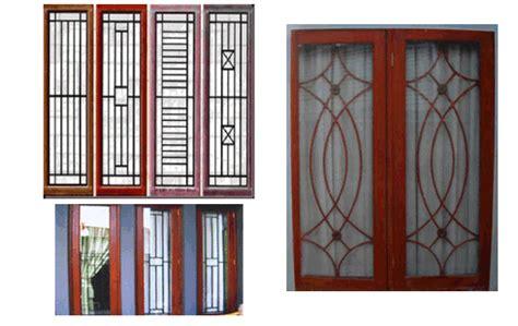modeldesain teralis jendela pintu rumah minimalis