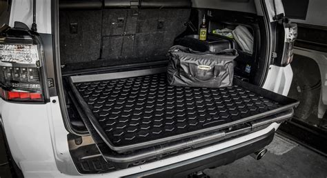 2015 4runner Sliding Rear Cargo Deck by 6 Reasons To Buy The 5th Toyota 4runner 171 Six Speed