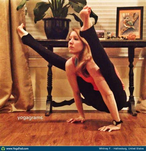 firefly pose yoga asana image  whitneyfletcher