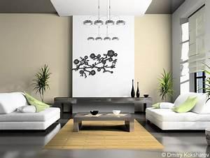 Deco Interieur Zen : d cor m tal d cors muraux en m tal deco tendance zen ~ Melissatoandfro.com Idées de Décoration