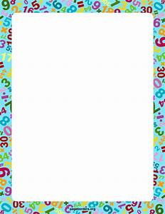 Math Borders Clip Art Pictures to Pin on Pinterest - PinsDaddy