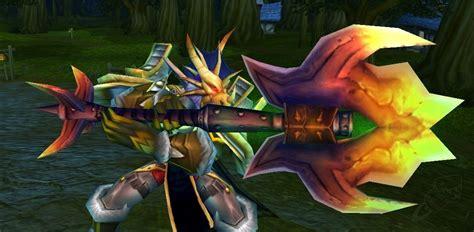 Treants Bane Item World Of Warcraft