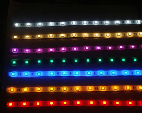 how to change the color of an led light how to install led strip lights