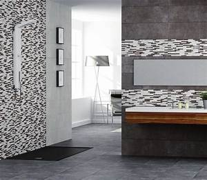 chambre modele de salle bain moderne inspirations avec With modele de faience de salle de bain