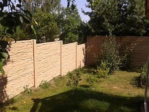 Betonové ploty plzeň