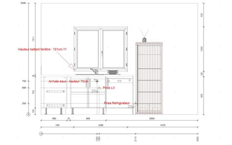 plan amenagement cuisine 10m2 cuisine plan amenagement