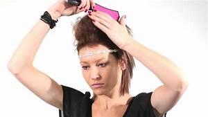 Tuto Coiffure Cheveux Court : tuto coiffure cheveux courts youtube ~ Melissatoandfro.com Idées de Décoration