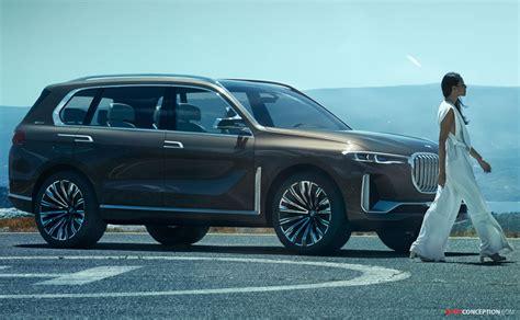 luxury amazing bmw x bmw concept x7 iperformance previews new luxury suv