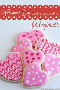 Valentine's Day: Heart Cookie Decorating & Pinterest Fail ...