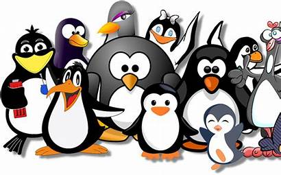 Clipart Penguins Transparent Pinclipart Automatically Start