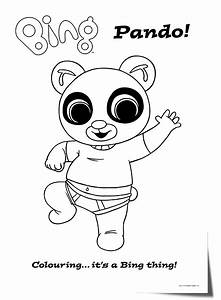 Free Coloring Pages Of Cbeebies