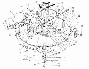 Toro Wheel Horse Parts Diagram
