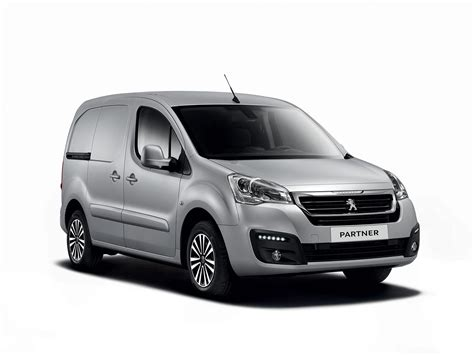 Peugeot Partner by Peugeot Partner Try The Small By Peugeot