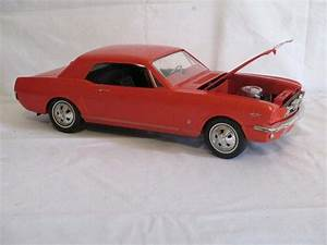 1966 Wen Mac Ford Mustang dealer promotional model with 289 m - 170890