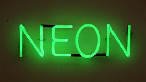 Neon Green Wallpaper 4k by Wallpaper 3840x2160 Neon Inscription Letters