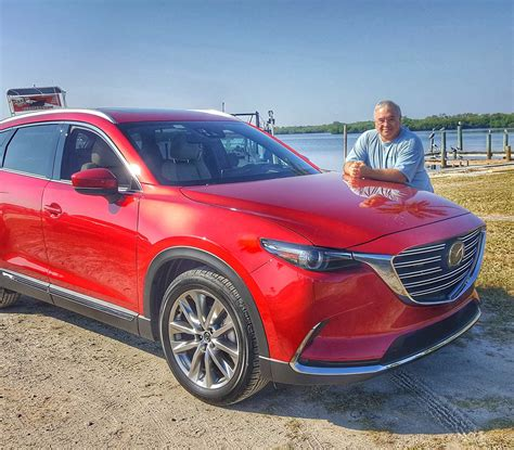 A life of uncompromising substance and style. Mazda CX-9 Review- Makes Driving Better Because Driving ...