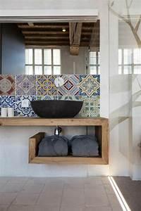 Meuble salle de bain lavabo dootdadoocom idees de for Salle de bain design avec boites à archives décoratives