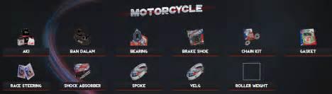 Harga Kas Rem Rca rca sparepart motor berkualitas terbaik dengan harga