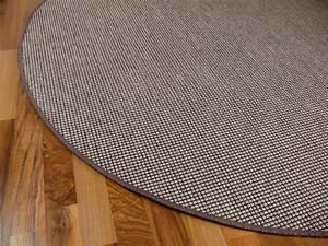 Sisal Teppich Rund 200 : teppich rund grau ~ Bigdaddyawards.com Haus und Dekorationen
