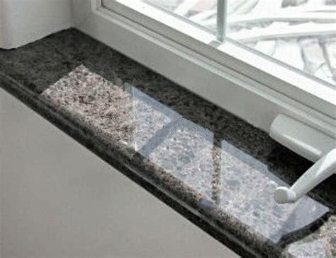 marble sills window sills