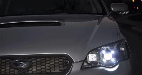 diy car mods rigid industries dually led high beams