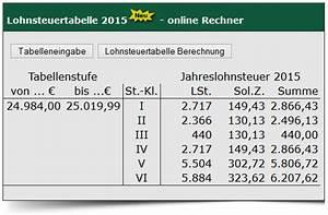 Spekulationssteuer Berechnen : lohnsteuertabelle 2015 ~ Themetempest.com Abrechnung