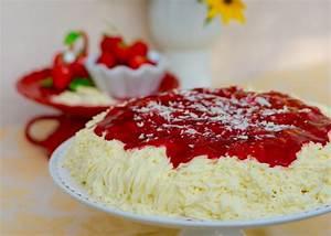 Leckere Einfache Torten : h bsch und lecker die spaghettieis torte die backschwestern ~ Orissabook.com Haus und Dekorationen
