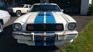 1976 Ford Mustang Cobra Ii 302 V8 Dual 4 Bbl Carbs For
