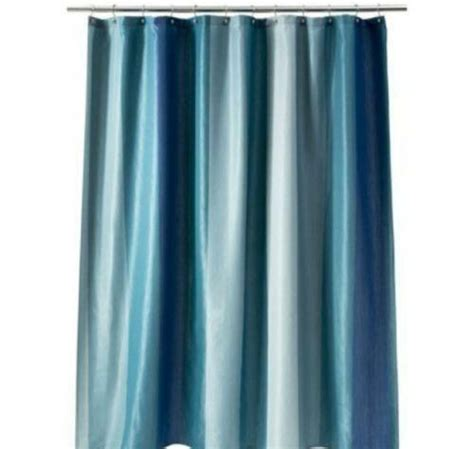 Target Shower Curtains by Target Striped Shower Curtain Ebay