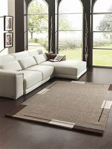tapis de salon contemporain marron flume With tapis salon marron