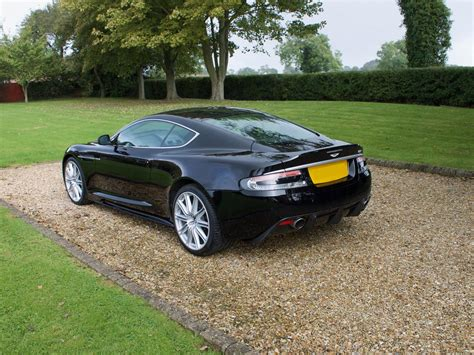 Used 2009 Aston Martin Dbs V12 For Sale In Leicestershire