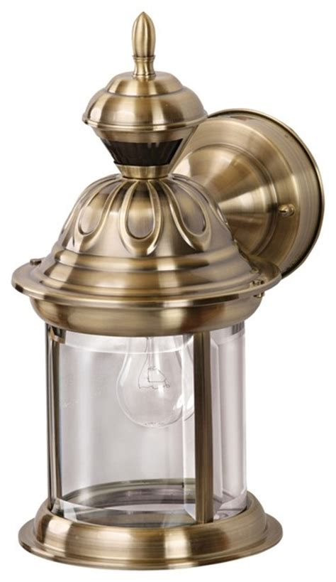 country cottage bridgeport antique brass motion sensor