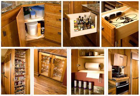 kitchen cabinet features four wood kitchen richard landon design 2500