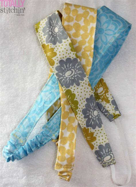 How To Make Upholstery Patterns by Simple Fabric Headbands Easy Peasy Project With Lots Of