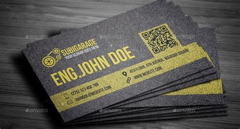 automotive business card templates ms word