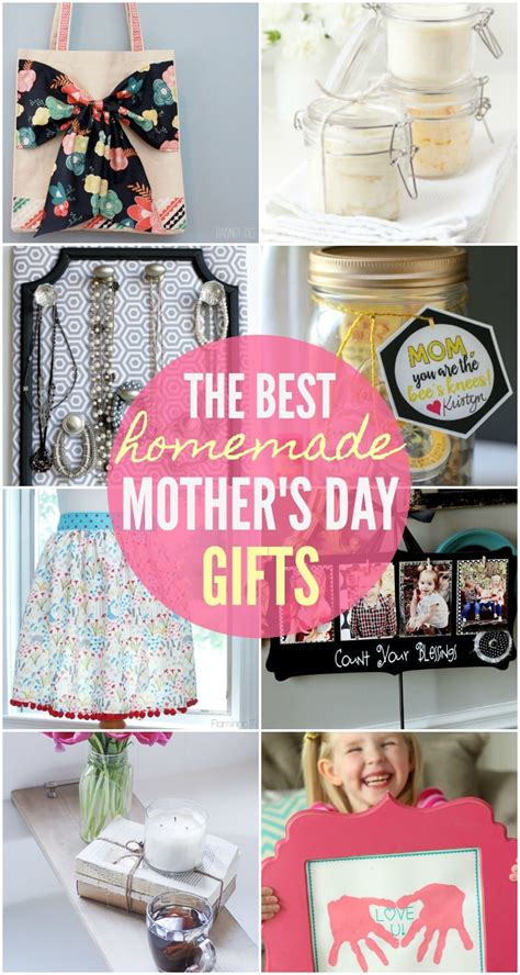 homemade mothers day gifts   great ideas